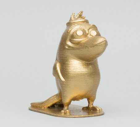 Character, Gold PLA