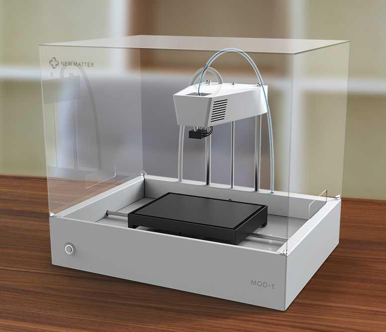 Stampante 3D New Matter Mod-T
