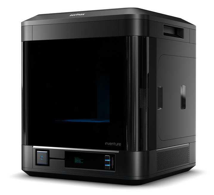 Zortax Inventure, annuncio ufficiale della nuova stampante 3D professionale