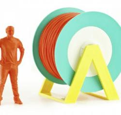 Filamento PLA 2.85 mm Eumakers arancione