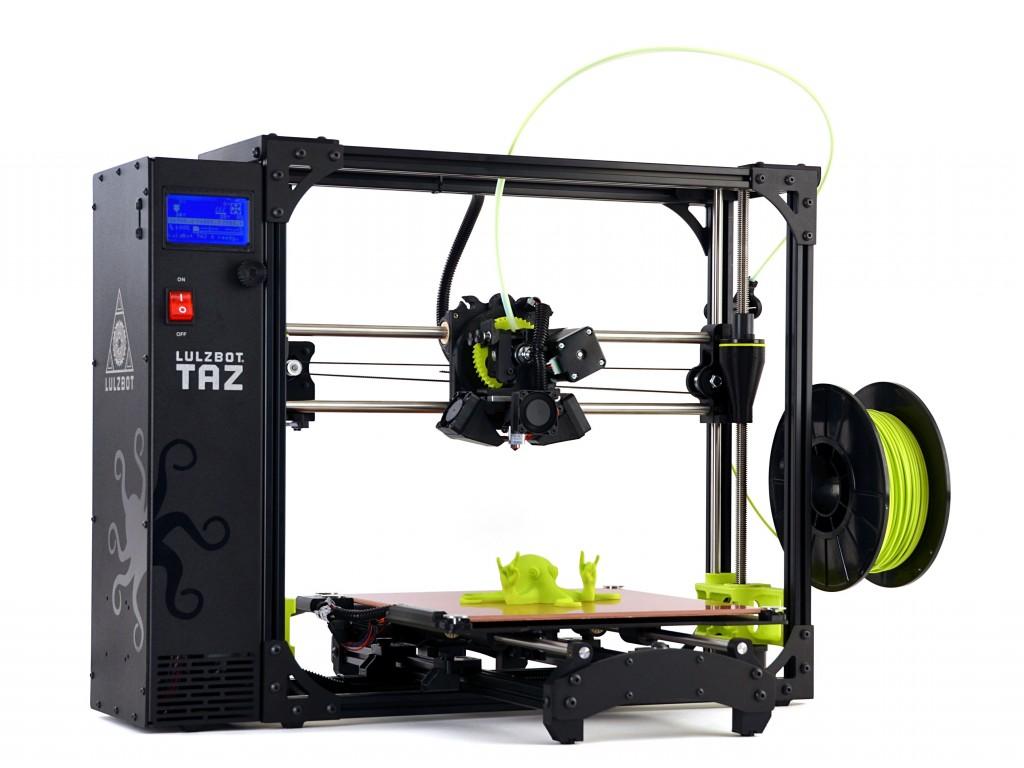 Stampante 3D Lulzbot Taz 6