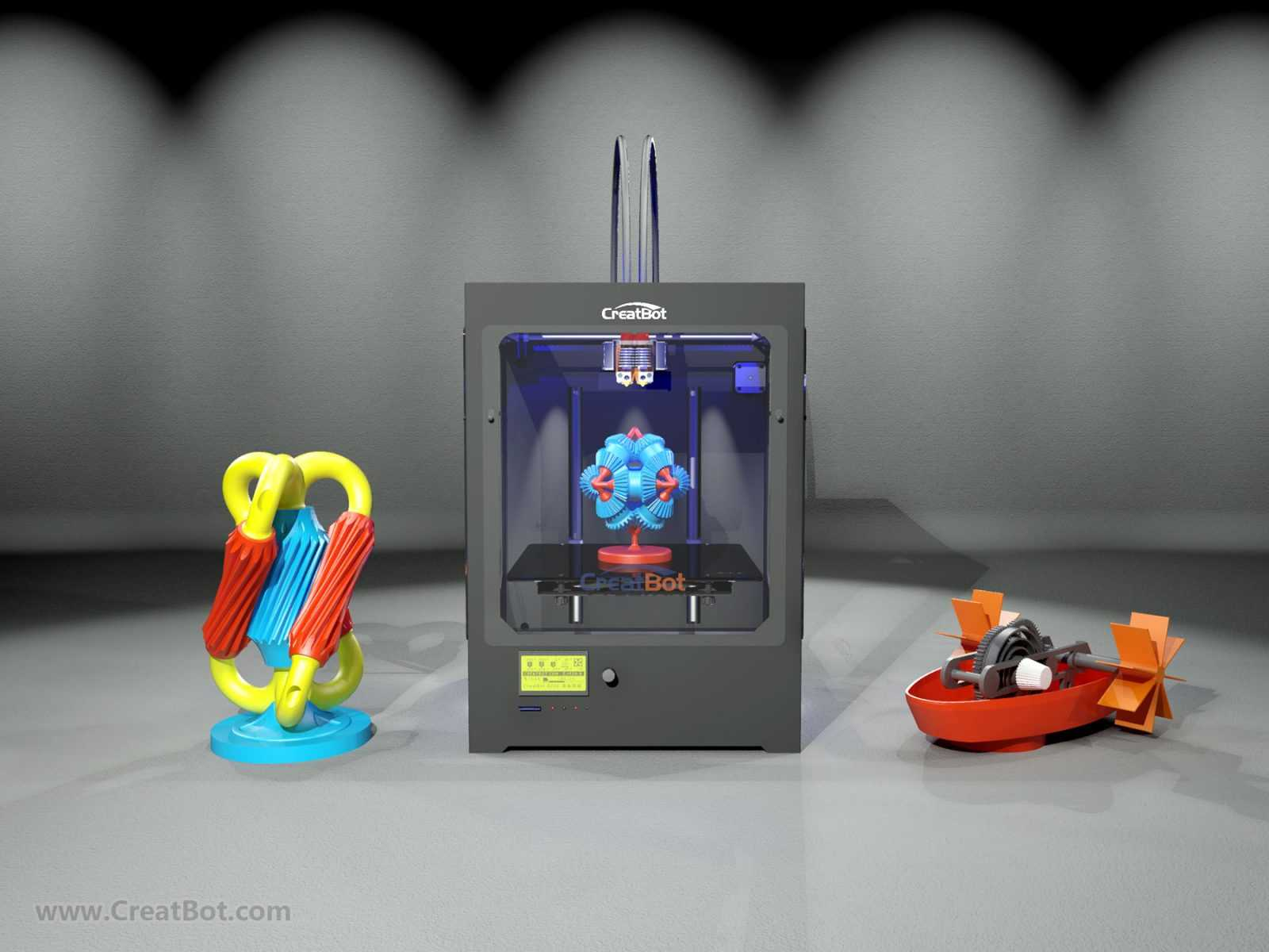 Creatbot  DM Mini Single