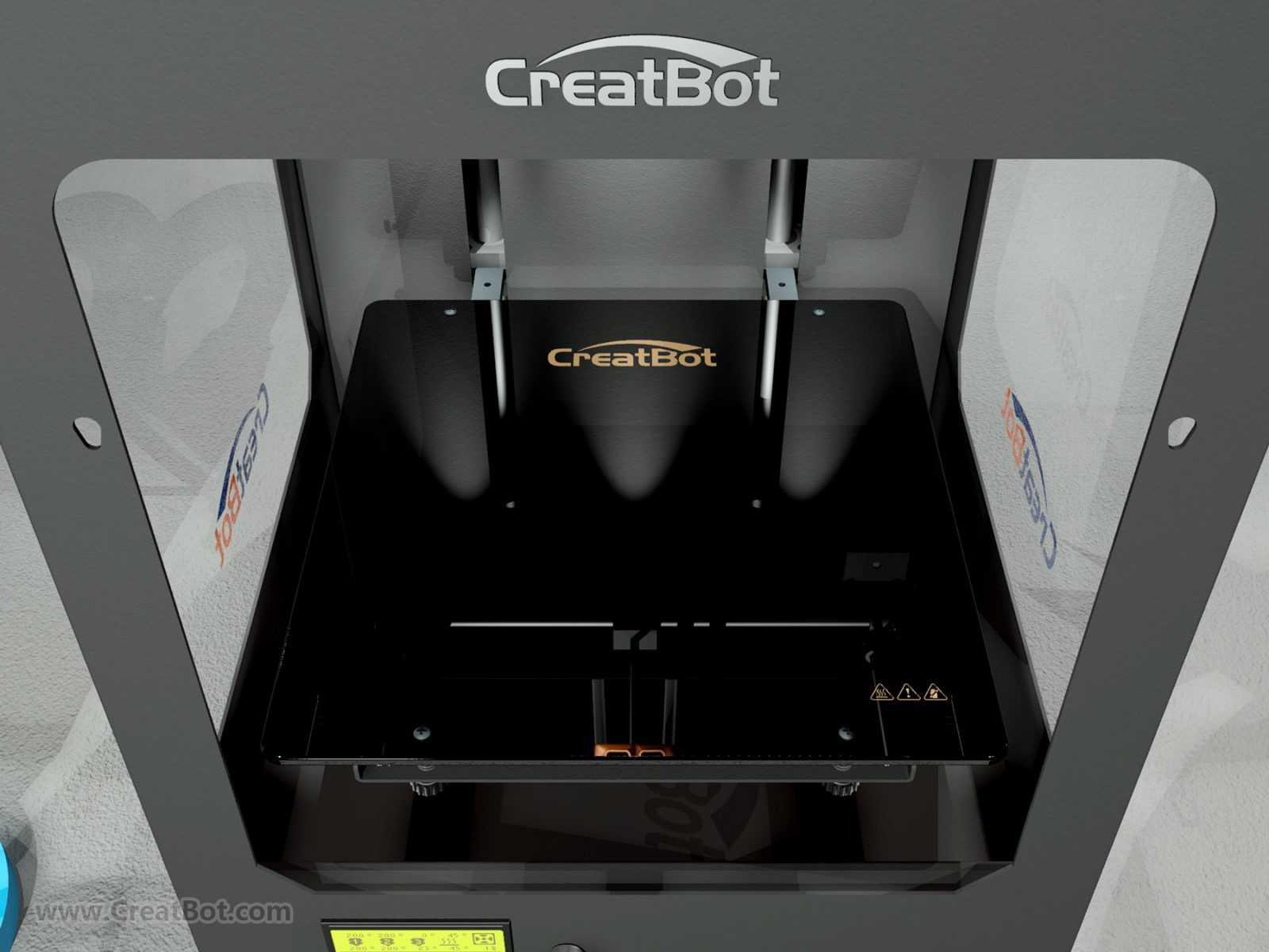 Creatbot  DM Plus single (DH)