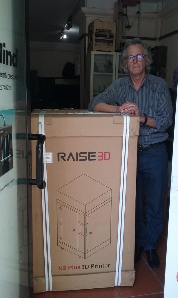 Raise3D N2 Plus: prime impressioni