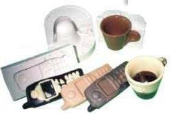 Gomme siliconiche per stampi alimentari