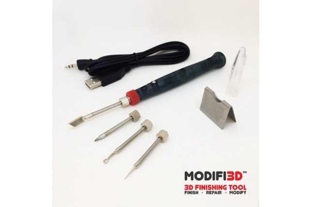 Modifi3D: un comodo strumento per il postprocessing delle stampe