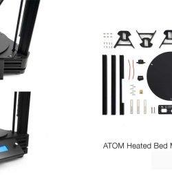 Piano riscaldato per Atom 2.0