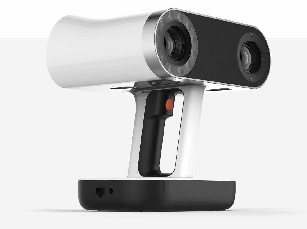 Artec leo lo scanner che rivoluziona l 39 acquisizione di for Miglior programma grafica 3d