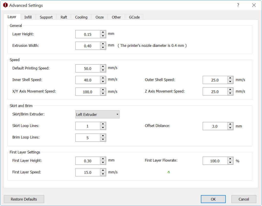 IdeaMaker, lo slicer gratuito sviluppato da Raise3D