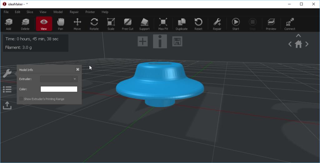 Modello da stampare