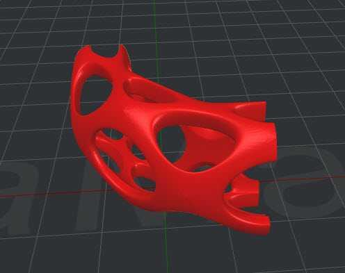 Tutto sui supporti nella stampa 3D.