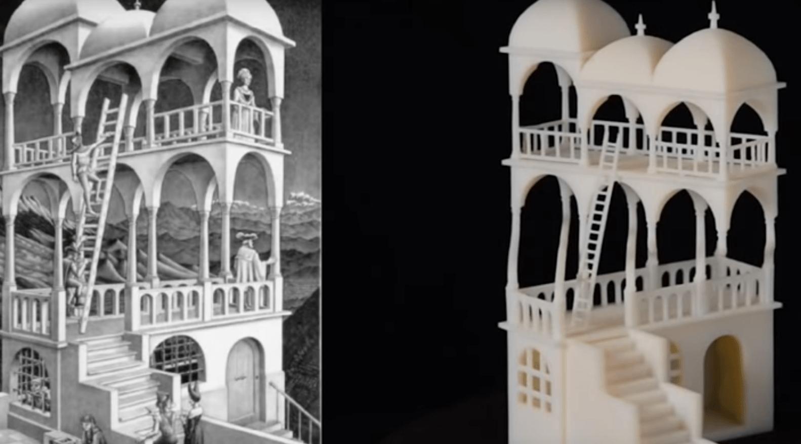 Diciassette incredibili oggetti stampati in 3d sharemind for Miglior programma 3d