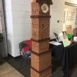 Orologio a torre stampato con Raise3D N2 Plus