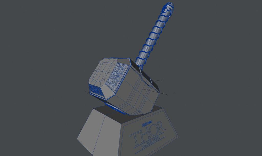 Progetto del martello