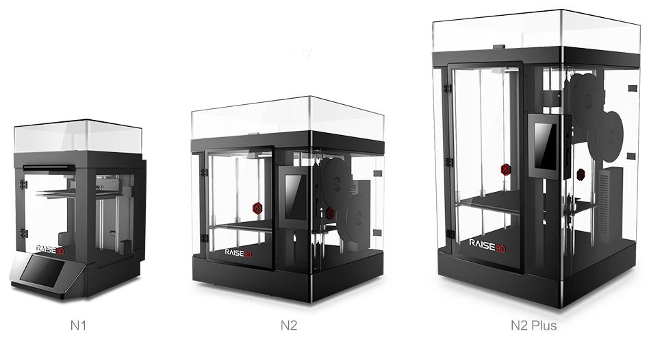 Modelli Raise3D