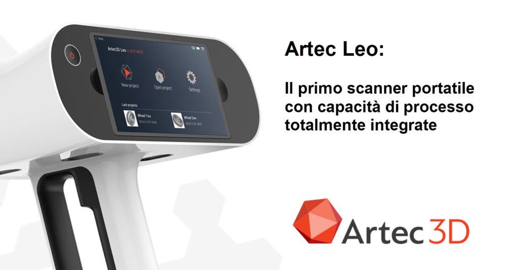 Artec Leo