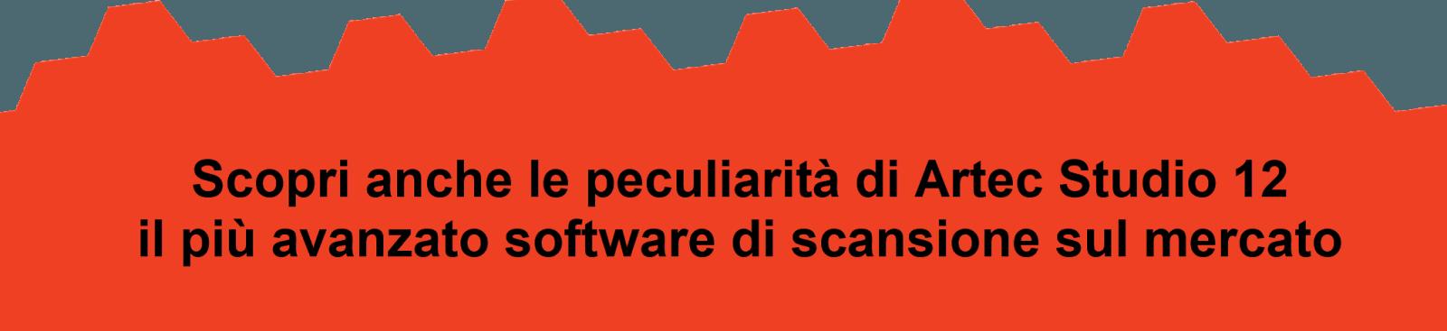Scanner portatili professionali Artec 3D