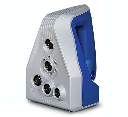 Scegliere uno scanner 3D: la praticità degli scanner hand held