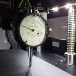 Staffa porta comparatore per stampanti Raise3D