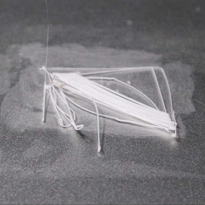 Il materiale non aderisce al piano durante il primo strato