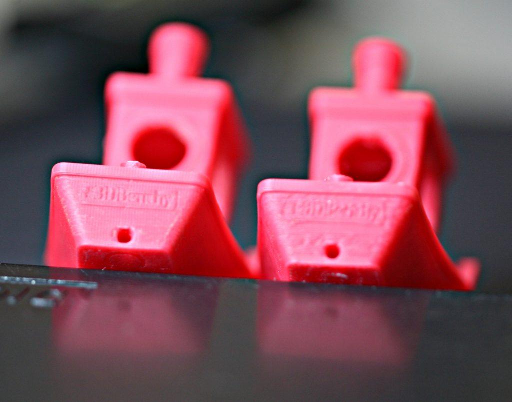 Comparazione 3DGence ONE - Zortrax M200