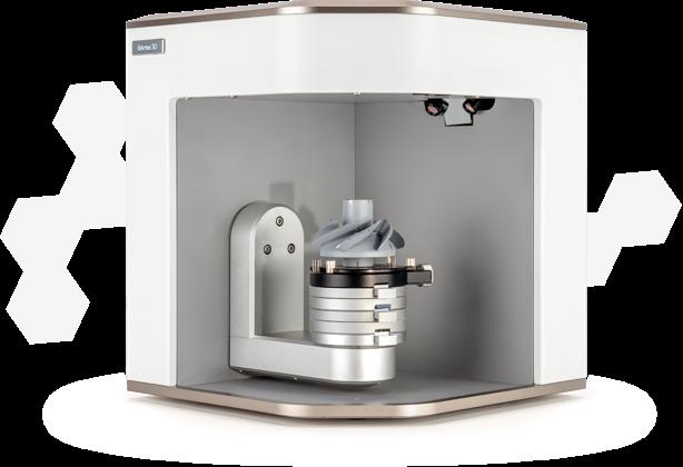 scanner 3D desktop