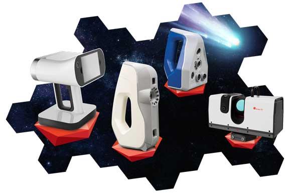 Come scegliere uno scanner 3D